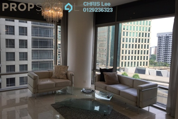 For Rent Condominium at Pavilion Residences, Bukit Bintang Leasehold Fully Furnished 2R/2B 8k