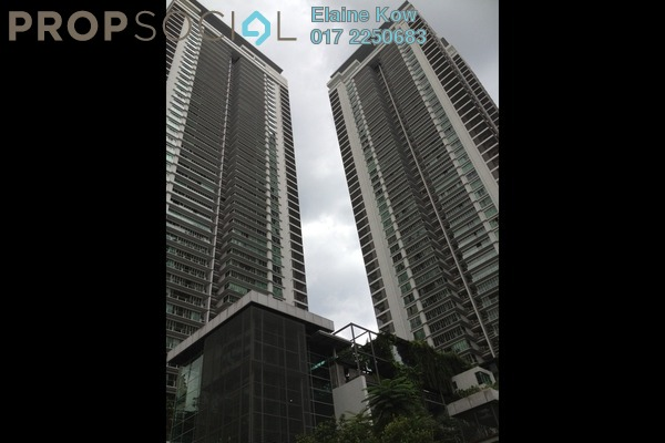 For Sale Condominium at 10 Mont Kiara, Mont Kiara Freehold Fully Furnished 5R/4B 3.1百万
