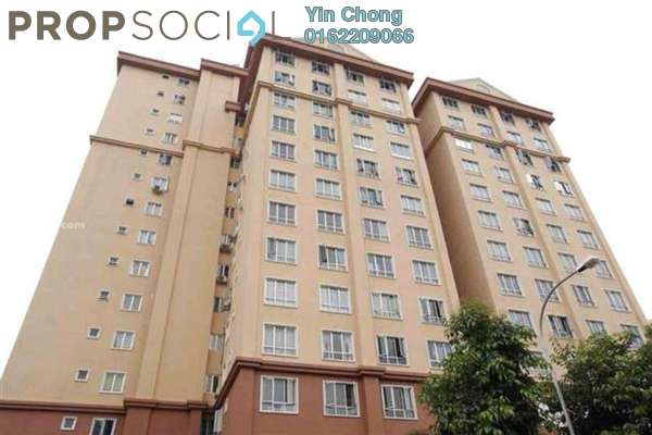 For Rent Condominium at Laman Midah, Cheras Freehold Unfurnished 3R/2B 1.25k