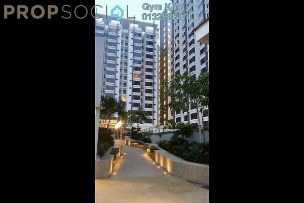 For Rent Condominium at Eve Suite, Ara Damansara Freehold Fully Furnished 1R/1B 1.35k