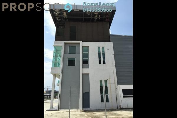 For Rent Factory at Kampung Melayu Subang, Subang Leasehold Unfurnished 12R/24B 39k