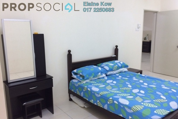 For Sale Condominium at Platinum Lake PV13, Setapak Leasehold Fully Furnished 3R/2B 549k