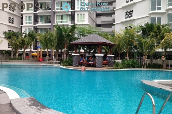 For Sale Serviced Residence at Tiara Mutiara, Old Klang Road Freehold Semi Furnished 3R/2B 550k