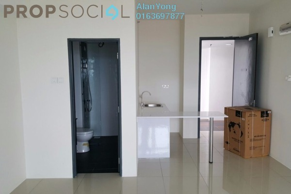 For Rent Condominium at V12 Sovo, Shah Alam Leasehold Semi Furnished 1R/1B 1.1k