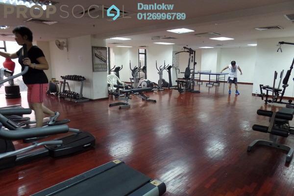 For Rent Condominium at Vista Damai, KLCC Freehold Fully Furnished 2R/0B 3.5k