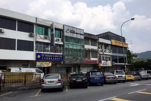 For Sale Shop at Taman Midah, Cheras Freehold Unfurnished 0R/0B 1.9m