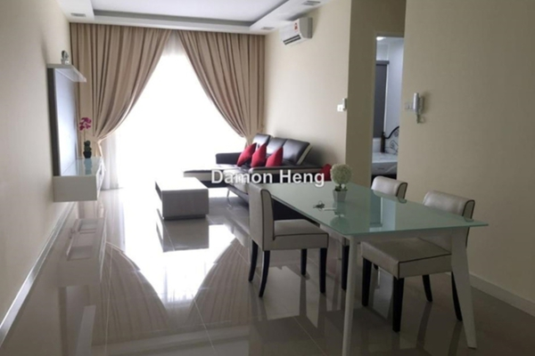 For Rent Condominium at Scenaria, Segambut Freehold Fully Furnished 3R/2B 3k