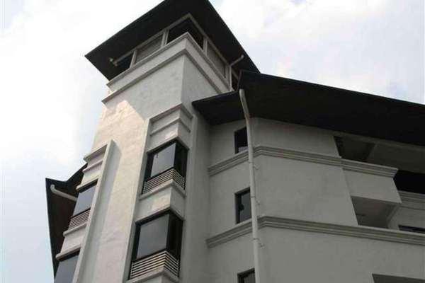 For Rent Condominium at Desa Palma, Ampang Hilir Leasehold Unfurnished 3R/3B 4.5k