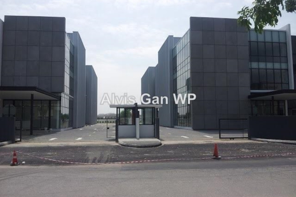 For Sale Factory at Thrive, Kuala Selangor Leasehold Unfurnished 0R/0B 4.8m