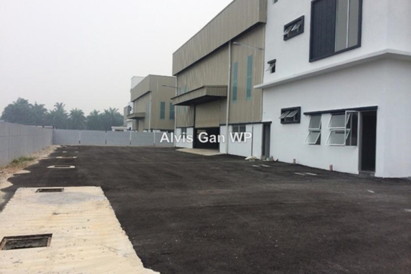 For Sale Factory at Asahi Lot 15, Ijok Leasehold Unfurnished 0R/0B 2.5m
