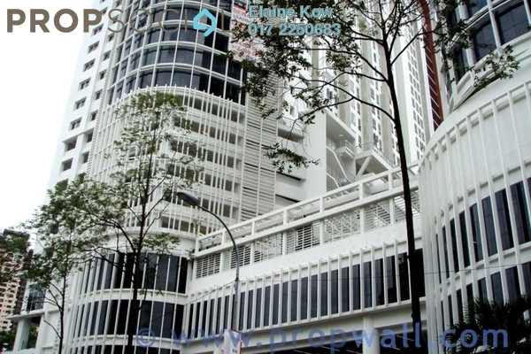 For Sale Office at One Mont Kiara, Mont Kiara Freehold Semi Furnished 0R/0B 1.22m