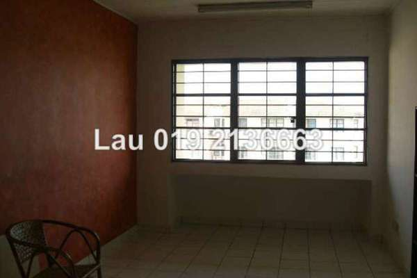 For Sale Apartment at SD Apartment II, Bandar Sri Damansara Freehold Unfurnished 3R/2B 300k