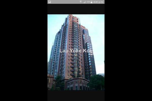 For Sale Condominium at 3 Kia Peng, KLCC Leasehold Unfurnished 4R/4B 4.33m
