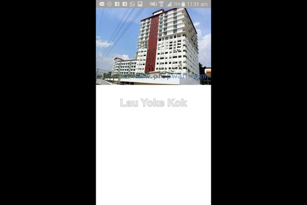 For Rent Office at Taragon Kelana, Kelana Jaya Leasehold Unfurnished 0R/0B 3k