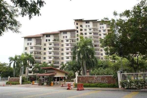 For Sale Duplex at Cita Damansara, Sunway Damansara Leasehold Semi Furnished 5R/4B 1.13m