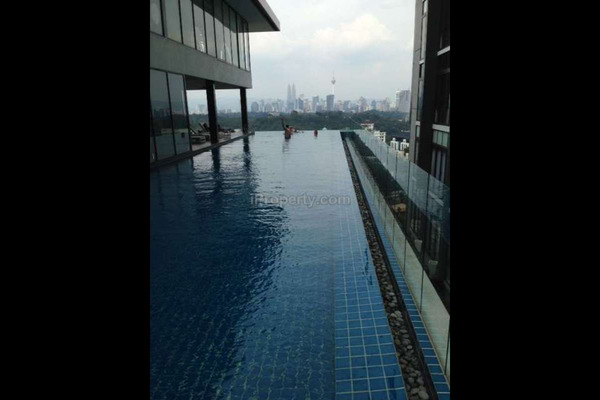 For Rent Condominium at Clearwater Residence, Damansara Heights Leasehold Fully Furnished 1R/1B 4.2k