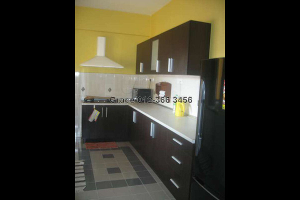 For Rent Condominium at De Rozelle, Kota Damansara Leasehold Fully Furnished 3R/2B 1.65k
