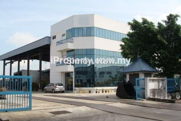 For Sale Factory at Taman Desa Serdang, Seri Kembangan Leasehold Unfurnished 0R/0B 9.2m