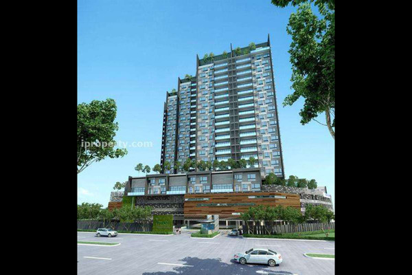 For Sale Condominium at The Treez, Bukit Jalil Freehold Semi Furnished 3R/3B 1.2m