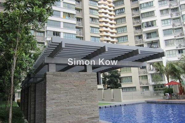 For Sale Condominium at Covillea, Bukit Jalil Freehold Fully Furnished 3R/3B 865k