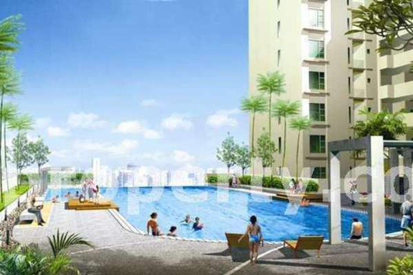 For Sale Condominium at Papillon Desahill, Taman Desa Freehold Fully Furnished 3R/4B 1.8百万