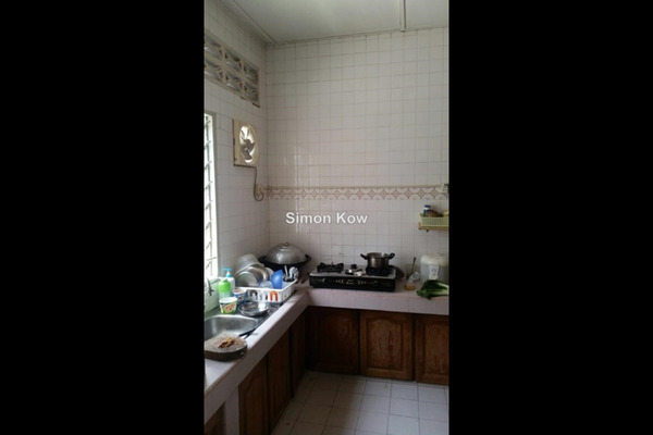 For Sale Terrace at Taman OUG, Old Klang Road Freehold Semi Furnished 4R/3B 900k