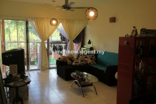 For Sale Condominium at Union Heights, Old Klang Road Freehold Semi Furnished 3R/2B 420k