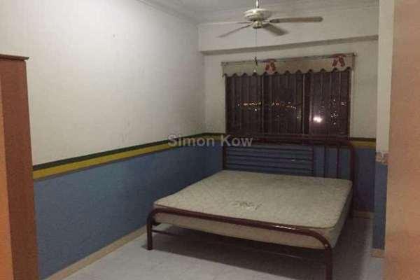 For Sale Condominium at Vista Komanwel, Bukit Jalil Freehold Semi Furnished 4R/3B 590k