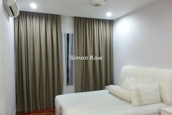 For Sale Condominium at Savanna 1, Bukit Jalil Freehold Fully Furnished 4R/2B 690k