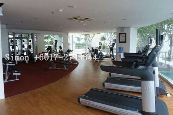 For Sale Condominium at Swiss Garden Residences, Pudu Freehold Fully Furnished 1R/1B 650k