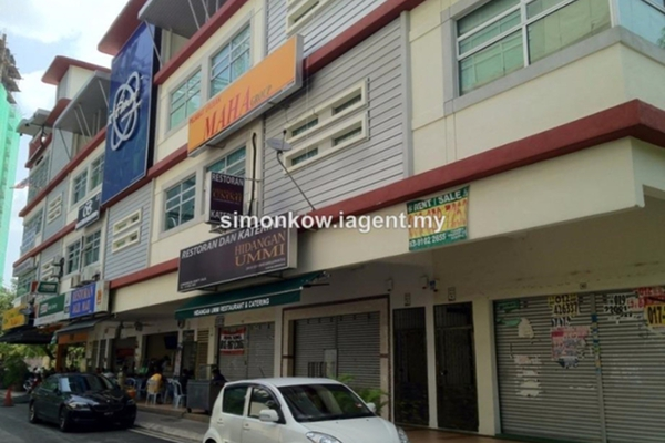 For Rent Shop at The Link, Bukit Jalil Freehold Unfurnished 0R/0B 2.8k