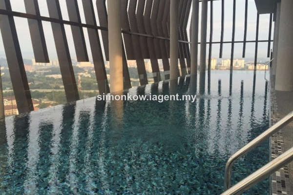 For Rent Condominium at Twin Arkz, Bukit Jalil Freehold Semi Furnished 1R/1B 2.1k