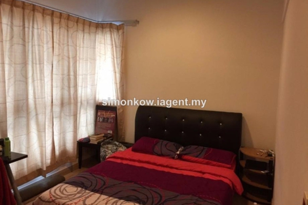 For Rent Condominium at Covillea, Bukit Jalil Freehold Fully Furnished 3R/3B 2.8k