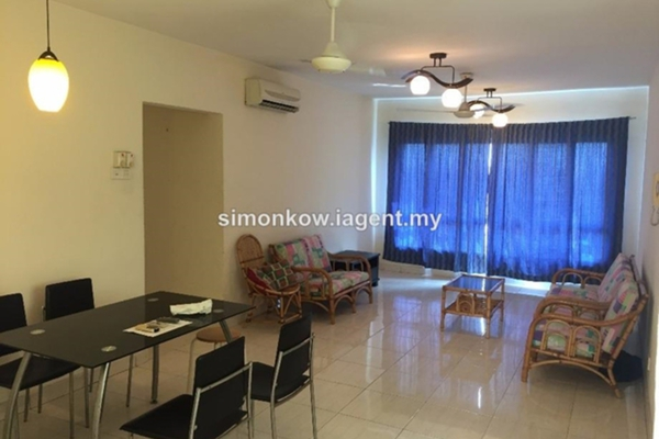 For Rent Condominium at Green Avenue, Bukit Jalil Freehold Fully Furnished 4R/2B 1.8k