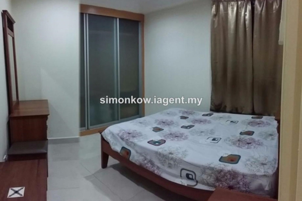 For Rent Condominium at Mutiara Villa, Bukit Ceylon Freehold Fully Furnished 2R/2B 2.4k