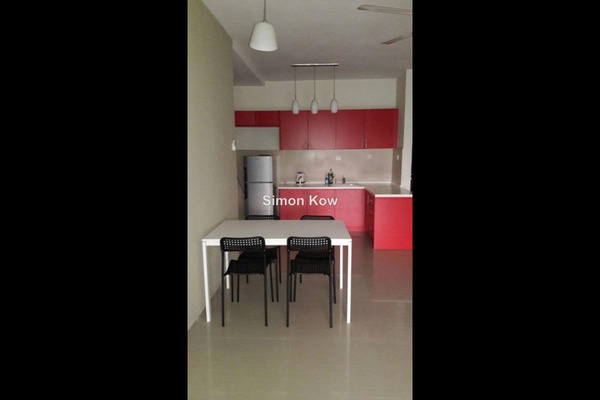 For Rent Condominium at Saville Residence, Old Klang Road Freehold Fully Furnished 3R/3B 2.5千
