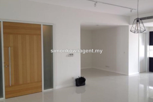 For Rent Condominium at Seri Ampang Hilir, Ampang Hilir Freehold Semi Furnished 3R/3B 7k