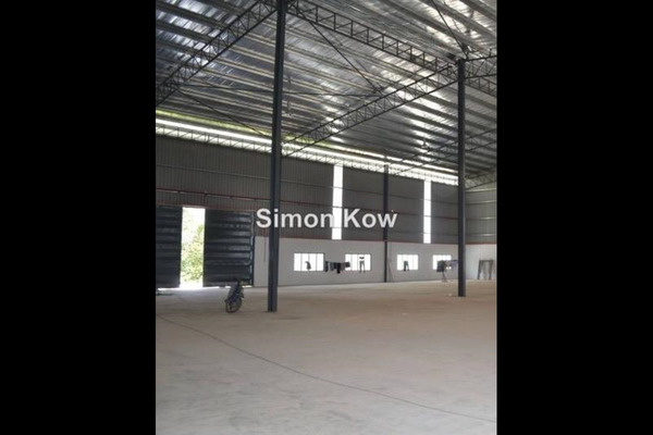 For Sale Factory at TSB Commercial Centre, Sungai Buloh Freehold Unfurnished 0R/0B 3.9m