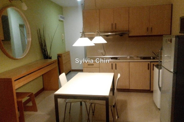 For Sale Condominium at Park View, KLCC Leasehold Fully Furnished 1R/1B 620k