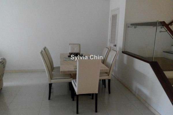 For Sale Townhouse at Challis Damansara, Sunway Damansara Leasehold Semi Furnished 3R/4B 1.25m