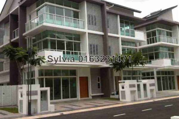 For Sale Semi-Detached at Palm Reserve, Damansara Jaya Leasehold Unfurnished 6R/7B 2.4m