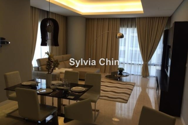 For Rent Serviced Residence at Pavilion Residences, Bukit Bintang Leasehold Unfurnished 2R/2B 9.5千