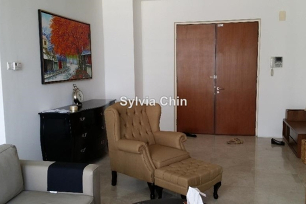 For Rent Condominium at K Residence, KLCC Leasehold Semi Furnished 2R/3B 7k