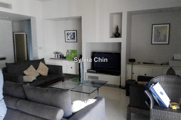 For Sale Condominium at Hampshire Park, KLCC Leasehold Fully Furnished 2R/3B 1.8m