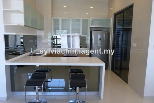 For Rent Condominium at Mirage Residence, KLCC Leasehold Semi Furnished 1R/2B 4k