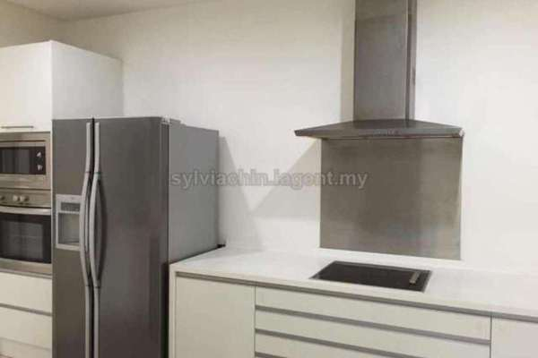 For Rent Condominium at Park Seven, KLCC Leasehold Unfurnished 3R/3B 8k