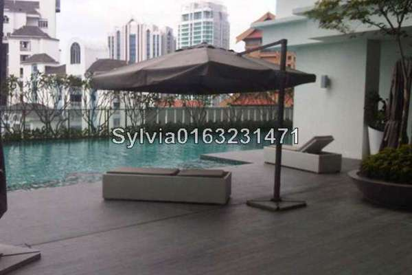 For Rent Condominium at The Pearl, KLCC Leasehold Unfurnished 3R/5B 10k