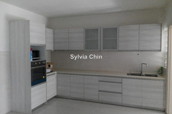 For Rent Townhouse at Challis Damansara, Sunway Damansara Leasehold Semi Furnished 3R/4B 3.2k