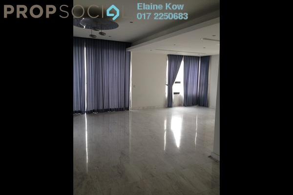 For Sale Condominium at Lumina Kiara, Mont Kiara Freehold Semi Furnished 5R/4B 2.2m