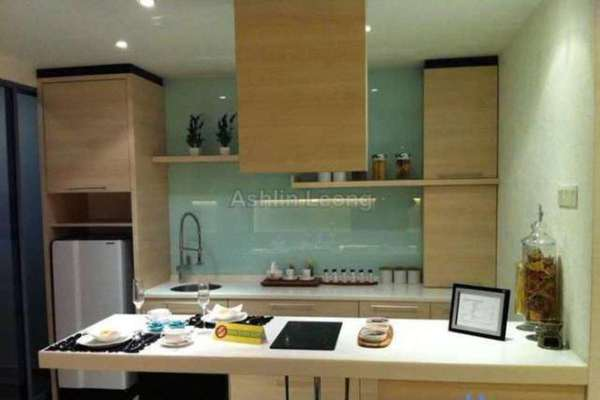 For Rent SoHo/Studio at Eve Suite, Ara Damansara Leasehold Fully Furnished 0R/1B 1.8k